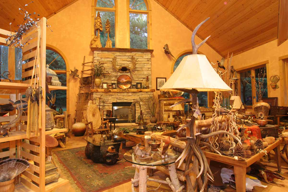 Watson's Woods Showroom